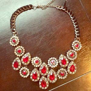 Torrid gothic statement necklace